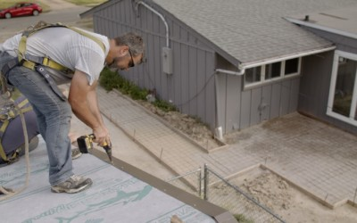 Installing Standing Seam Perimeter Trim: Eaves, Rakes, Valleys