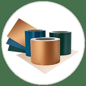 Metal Coils & Sheets