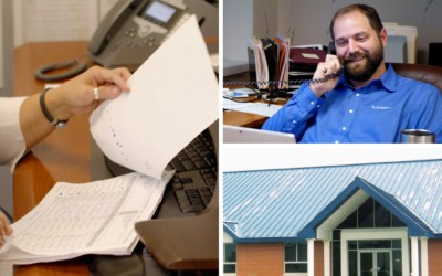 Metal Roofing Warranty Claim Process: Substrate and Paint Warranties