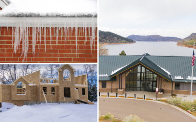 Cold Weather Metal Roofing: Assembly Design, Snow Loads, Ice Dams