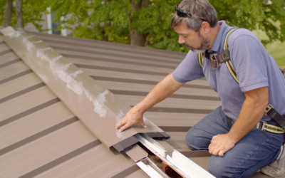 How to Install a Vented Ridge Detail on a Standing Seam Metal Roof