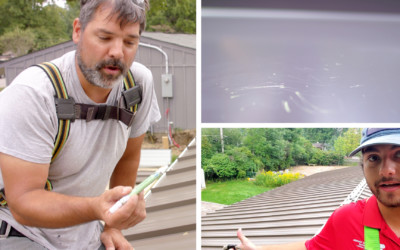 Scratches on a Steel Metal Roof: Identification, Prevention, & Repair