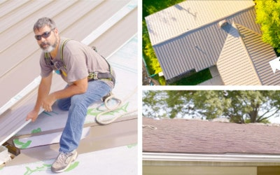 How to Install a Standing Seam Metal Roof from Start to Finish